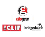 Gratefully Receiving Gear From: Cilogear, ClifBar, Bridgedale